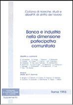 Immagine di Banca e industria nella dimensione partecipativa comunitaria