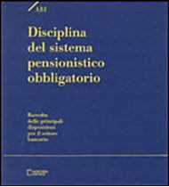 Immagine di Disciplina del sistema pensionistico obbligatorio