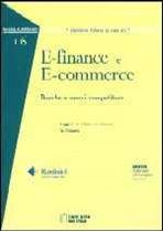 Immagine di E-finance e E-commerce