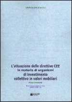 Immagine di 9. L'attuazione delle direttive CEE in materia di OICVM
