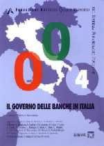 Immagine di Il governo delle banche in Italia