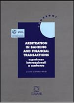Immagine di Arbitration in banking and financial transactions