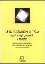 Immagine di Le privatizzazioni in Italia