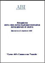 Immagine di Rilevazione dello stato della sicurezza informatica delle aziende di credito (Situazione al 31.12.1995)