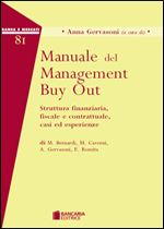 Immagine di Manuale del Management Buy Out