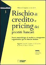 Immagine di Rischio di credito e pricing dei prestiti bancari