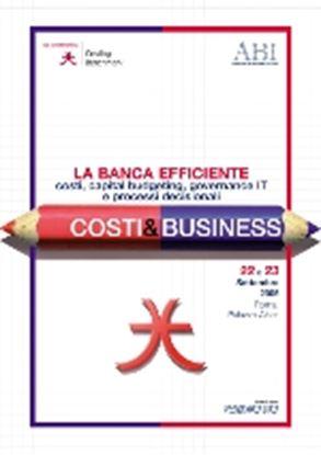 Immagine di Costi & Business 2005. Atti del Convegno ABI del 22 e 23 settembre 2005