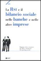 Immagine di La RSI e il bilancio sociale nelle banche e nelle altre imprese