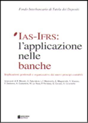 Immagine di IAS-IFRS: l'applicazione nelle banche