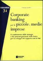 Immagine di Corporate banking per le piccole e medie imprese