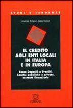 Immagine di Il credito agli enti locali Italia e in Europa