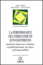 Immagine di La performance dei fondi comuni d'investimento