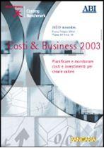 Immagine di Costi & Business 2003. Atti del Convegno ABI del 18 e 19 novembre 2003