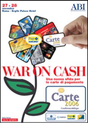 Immagine di CARTE 2006 - War on Cash. Atti del convegno del 27 e 28 novembre 2006