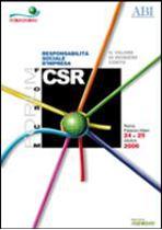 Immagine di Forum CSR. Atti del convegno ABI del 24 e 25 ottobre 2006