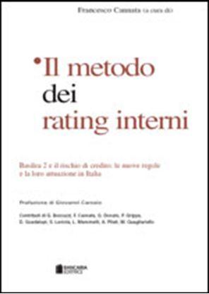 Immagine di Il metodo dei rating interni - EDIZIONE 2009