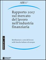 Immagine di Rapporto 2007 sul mercato del lavoro nell'industria finanziaria