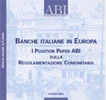Immagine di Banche Italiane in Europa