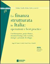Immagine di La finanza strutturata in Italia: operazioni e best practice
