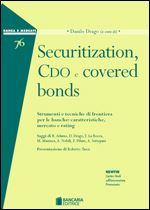 Immagine di Securitization, CDO e covered bonds