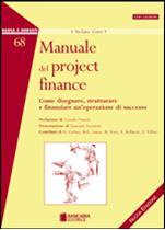 Immagine di Manuale del project finance