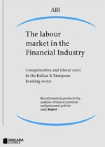 Immagine di The labour market in the Financial Industry (2005 Report)