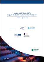 Immagine di Rapporto ABI CIPA CNIPA sul furto di identità elettronica tramite internet