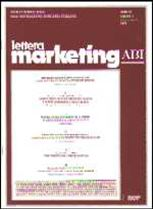 Immagine di Lettera Marketing ABI n. 5-6/1995