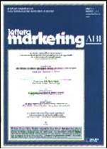 Immagine di Lettera Marketing ABI n. 4-5-6/1994