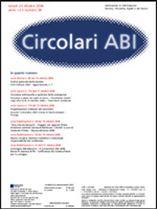 Immagine di Circolari ABI n. 38 del 23 ottobre 2006