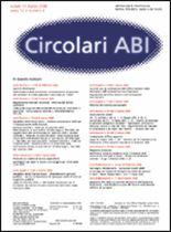 Immagine di Circolari ABI n. 9 del 13 marzo 2006
