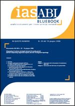 Immagine di Ias ABI BlueBook n.29 del 19 giugno 2006
