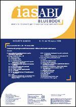 Immagine di Ias ABI BlueBook n.23 del 13 marzo 2006