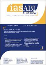 Immagine di Ias ABI BlueBook n.27 del 10 aprile 2006