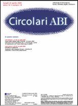 Immagine di Circolari ABI n. 14 del 20 aprile 2009