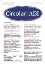 Immagine di Circolari ABI n. 4 del 9 febbraio 2009