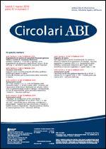 Immagine di Circolari ABI n. 7 dell'1 marzo 2010