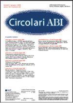 Immagine di Circolari ABI n. 20 del 2 giugno 2008