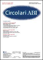 Immagine di Circolari ABI n. 18 del 19 maggio 2008