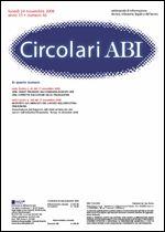 Immagine di Circolari ABI n. 43 del 24 novembre 2008