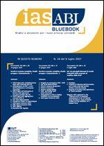 Immagine di Ias ABI BlueBook n.34 del 9 luglio 2007