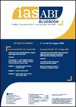 Immagine di Ias ABI BlueBook n.38 del 26 maggio 2008