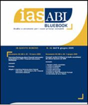 Immagine di Ias ABI BlueBook n.46 dell'8 giugno 2009