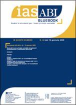 Immagine di Ias ABI BlueBook n.44 del 19 gennaio 2009