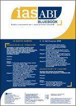Immagine di Ias ABI BlueBook n.45 del 9 marzo 2009