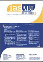 Immagine di Ias ABI BlueBook n. 14 del 9 maggio 2005