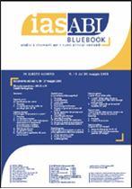 Immagine di Ias ABI BlueBook n. 15 del 30 maggio 2005