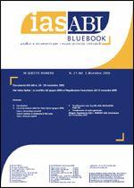 Immagine di Ias ABI BlueBook n. 21 del 5 dicembre 2005