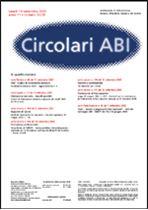 Immagine di Circolari ABI  n. 32/33 del 19 settembre 2005