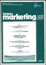 Immagine di Lettera Marketing ABI n. 2/1996
